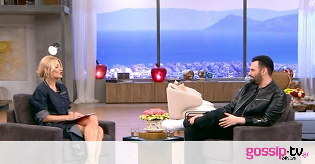 Γιώργος Παπαδόπουλος: «Γυρνάω στο σπίτι και χαλαρώνω μαζί με το παιδάκι μου. Είναι μαγικό»