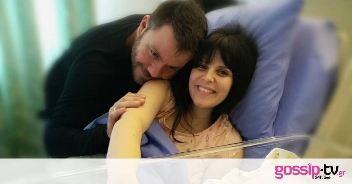 Ευτύχης Μπλέτσας: Η τρυφερή φωτογραφία με την κόρη του (photos)