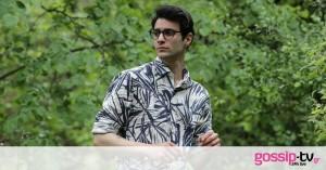 Ίαν Στρατής: «Σκέφτομαι, κινούμαι και μιλάω λίγο ιδιαίτερα»