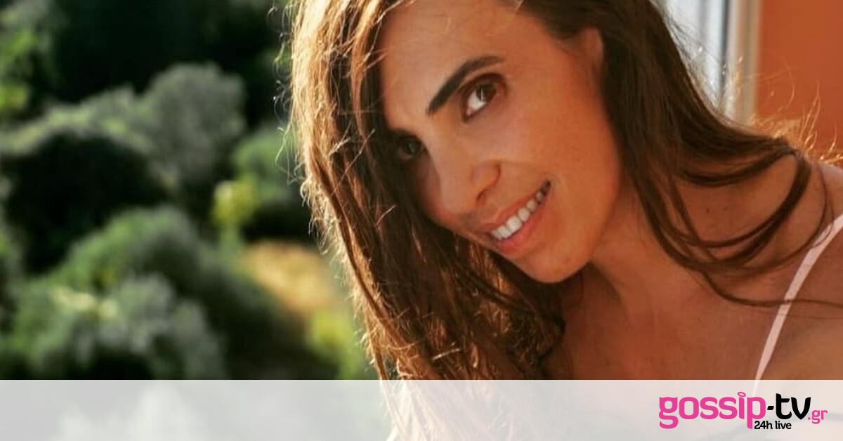 Η Μάγκυ Χαραλαμπίδου ευχήθηκε «καλό μήνα» και οι θαυμαστές της «τρελάθηκαν» (photos)