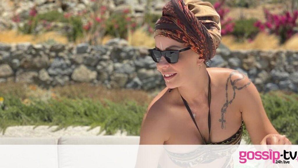 «Φωτιά» στη Μύκονο η Ιωάννα Λίλη (photos+video)