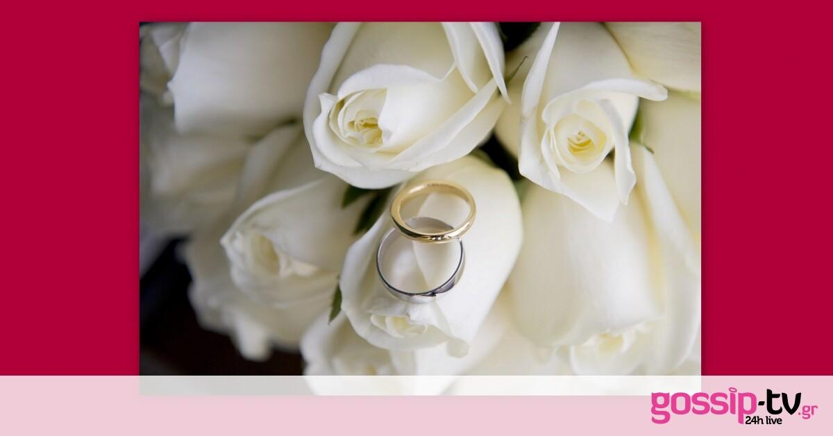 Παρουσιάστρια παντρεύεται και δείτε καρέ καρέ τις ετοιμασίες του γάμου της